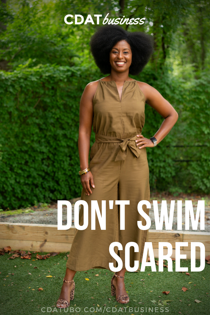 Don't Swim Scared feat. Noelle Singleton