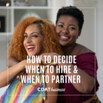 How to Decide When to Hire & When to Partner feat. Ashley Renne
