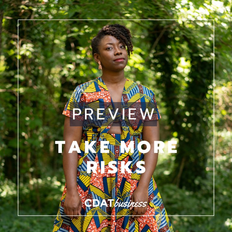 [PREVIEW] Take More Risks feat. Charlene Dunbar
