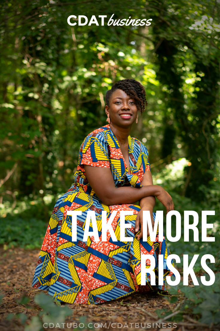 Take More Risks feat. Charlene Dunbar